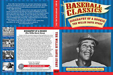 "1961 ""Biography of a Rookie"" (The Willie Davis Story) with Mike Wallace for TV"
