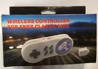 New 8Bitdo SNES30 Wireless Bluetooth Game Controller GamePad Compatible SNES
