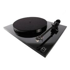 Rega Planar 1 Turntable in Gloss Black/ Carbon Cart
