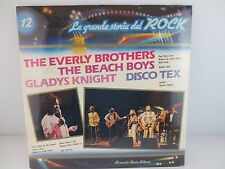 La grande storia del ROCK:Everly Brothers, Beach Boys..Factory Sealed Vinyl LP