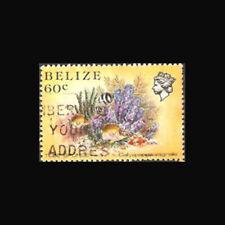 Belize, Sc #709, Used, 1984, Marine life, Tube sponge, FHIAS-9