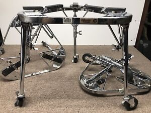 Latin Percussion LP Collapsible Cradle With Legs