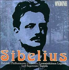 Sibelius: Lemminkäinen Suite: 4 Legends from the Kalevala Op2; Tapiola Op112, Ne