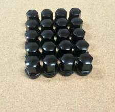 Set Of 20 Black Alloy Wheel Nuts To Fit Porsche Models - 911