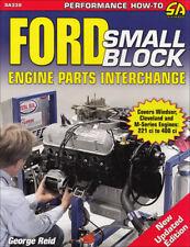 1962-1982 Ford V8 Motorteile Austausch Buch 221 260 289 302 255 351 400