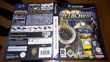 ## Metal Arms: Glitch in the System (Deutsch) Nintendo GameCube Spiel - TOP ##