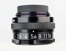 Nikon EL-Nikkor 50mm 2,8 Vergrößerungsobjektiv guter Zustand 391102