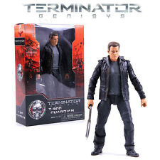 Terminator Genisys T800 Guardian PVC Action Figure Figurines Toy Collection