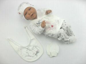 Babyset Geschenkset 5tlg Erstlingsset Starterset Mädchen Hase süß Rosa 56 62