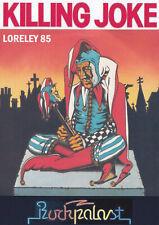 RARE KILLING JOKE Live Loreley 1985 & The Tube DVD