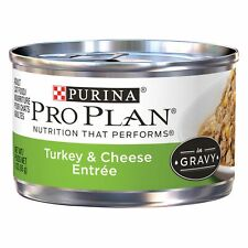Purina Pro Plan Savor Adult Turkey &Cat Food,(20x3-oz,)