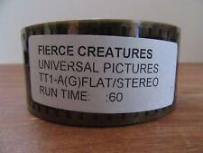 FIERCE CREATURES ORIGINAL 1996 35MM MOVIE TRLR/TSR RARE KLEESE KLINE CURTIS NM