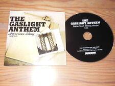 THE GASLIGHT ANTHEM - AMERICAN SLANG / 1-TRACK MAXI-CD (CARDSLEAVE)