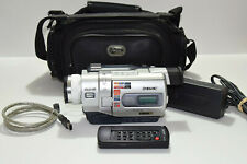 Sony DCR-TRV840 Digital8 HI8 8mm Video8 Camcorder Nightshot Video Transfer