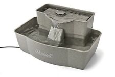 PetSafe Drinkwell Multi-Tier Dog and Cat Water Fountain, Pet Drinking Fountain,