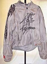 Icon Hooligan Suzuki Hayabusa Motorcycle Jacket size large