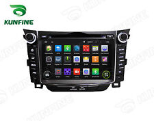 Octa Core Android 6.0 Car Stereo DVD GPS Player Sat Navi for Hyundai I30 11-16