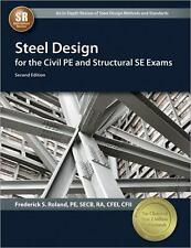Steel Design for the Civil PE and Structural SE Exams 2nd (PDF)