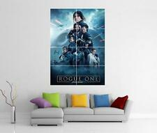 STAR WARS ROGUE ONE THE LAST JEDI GIANT WALL ART PRINT LIGHTSABRE PHOTO POSTER
