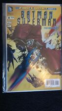 BATMAN SUPERMAN #8 THE NEW 52 APR 2014 DC COMICS NM UNREAD