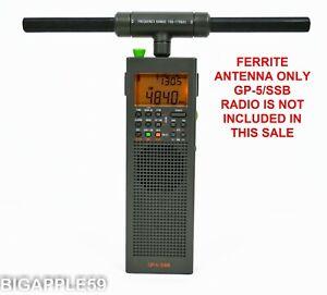 MW DX Super Ferrite Antenna For County Comm GP-5/SSB Tecsun PL-360 PL-365 Radio