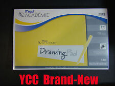 Mead Drawing Pad  - 24 sheets 18 in x 12 in (45.7 x 30.4 cm) #54060 1 pk