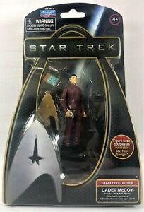 "Star Trek 2009 Movie Cadet McCoy 3.75"" Galaxy Collection Action Figure Excellent"