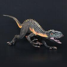 "Jurassic Realistic Dinosaur Allosaurus Indoraptor Raptor Figure Dino Toy 11"""