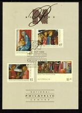 Australia Maxi Card-National Philatelic Centre-Christmas 1994