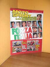 MotoSprint - n° 12 - 24/30 Marzo 1993 - BMW K 1100 RS / Triumph Daytona 1200