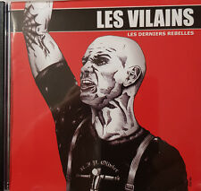 Les Vilains – Les Derniers Rebelles CD