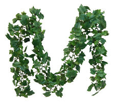 GRAPE IVY CHAIN GARLAND ~ Silk Wedding Flowers Arch Decorations Chuppah Greenery