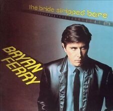 The Bride Stripped Bare [Remaster] by Bryan Ferry (CD, Oct-1999, Virgin)