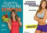 Pack Los Secretos de @Sascha Fitness  y Las Recetas de @Sascha Fitness