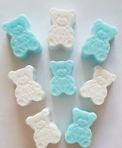 HANDMADE TEDDY BEAR SOAP,NEW BABY, BABY SHOWER,BABY GIFT,PARTY BAG,CHILDREN SOAP