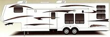 RV, Trailer Harley Hauler, Camper, Motor-home Large Decals/Graphics Kit-K-0007