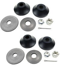Pair Set 2 Front Forward Mevotech Susp Strut Rod Bushings For Custom LTD Mark II