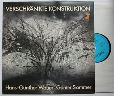 Hans-Günther Wairimu Günter Summer Folded Construction Amiga LP Jazz