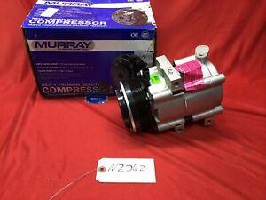 MURRAY CLIMATE CONTROL 12V A/C COMPRESSOR 68198 - 2007-2019 FORD MUSTANG E-150