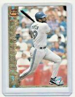 1997 Pacific Crown Collection #216 Joe Carter Toronto Blue Jays Baseball Card