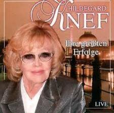 Hildegard Knef Ihre grössten Erfolge-Live (18 tracks)  [CD]
