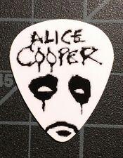 ALICE COOPER FACE LOGO GUITAR PICKS SET OF 4