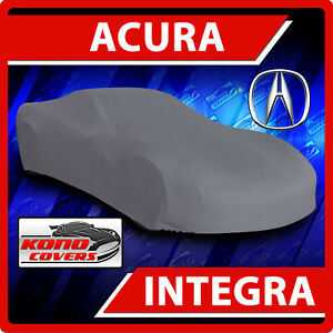 Acura Integra Sedan 1990 1991 1992 1993  CAR COVER - Protects from ALL-WEATHER!!