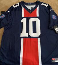 Nike Neymar PSG American Football Jersey