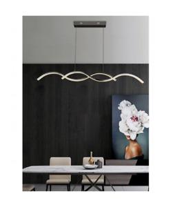 Lampadario a sospensione soffitto sospeso a LED 25W moderno da soggiorno cucina