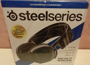 SteelSeries Arctis 7P Wireless - For PlayStation 5 and PlayStation 4 - Black