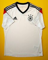 Germany soccer adizero jersey LARGE DFB shirt D83064 football Adidas ig93