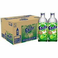 48 Bottle Coca-Cola Fanta Melon Soda 500ml Japan Limited Edition Free Shipping