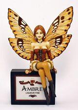 O'Ben Spirits Olivier Ledroit French Ambre Liqueur Amber Fairy NIB