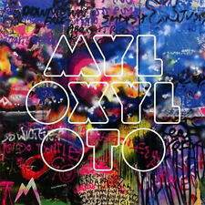 Coldplay - Mylo Xyloto NEW CD